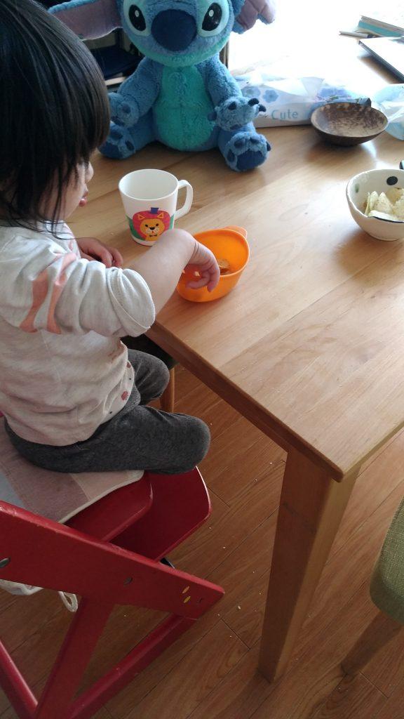 子供がご飯を食べない原因は「食べること自体が苦手」でした